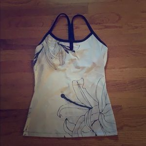 Prana yoga tank top